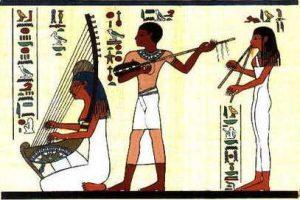 ilk cag uygarliklarinda muzik kulturu