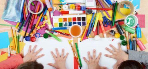 Sanat çocukların gelişimine katkı sunar.